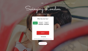 swinging london contacts